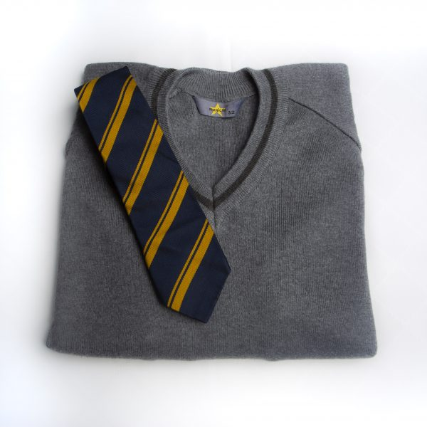 Ashfield Boys' Jumper and Tie