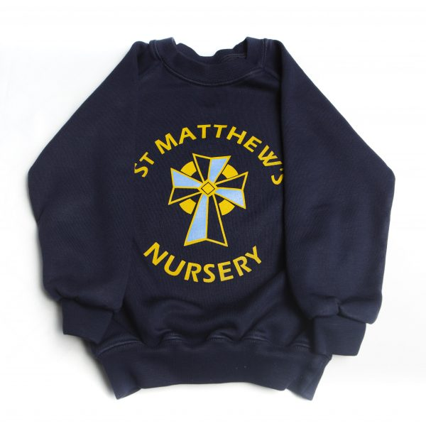 St Matthew's Nursery Sweatshirt