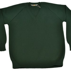 Grosvenor Grammar Girls Green Jumper