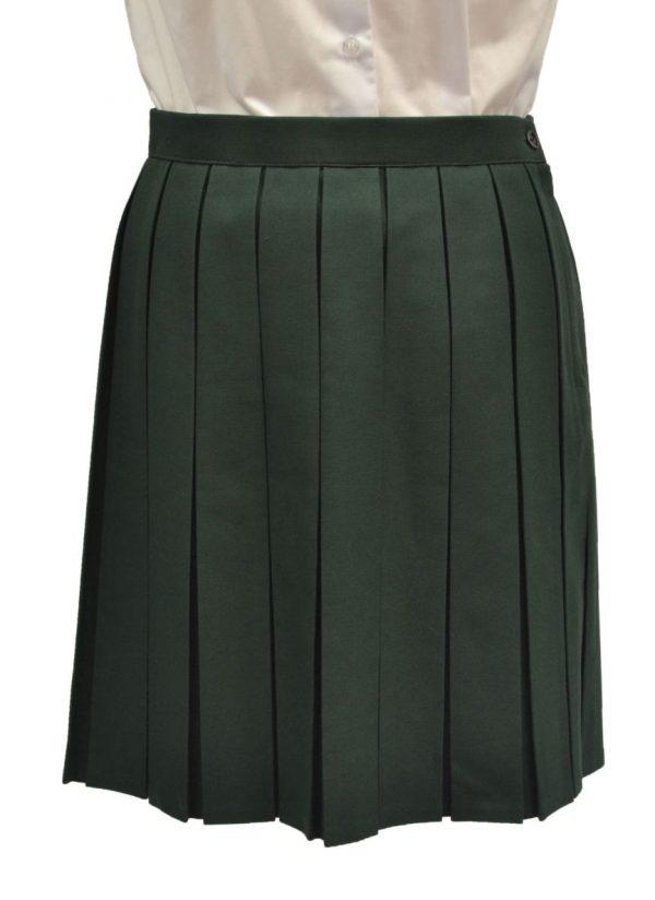 Grosvenor Grammar Pleated Skirt